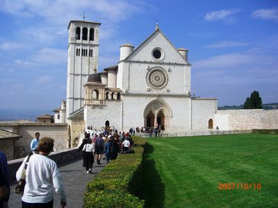 Assisi and Varenna, 2007 (1/6)