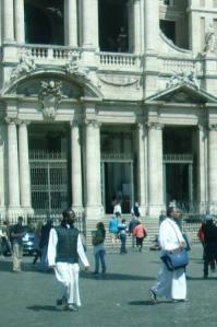 Brothers, Maria Maggiore