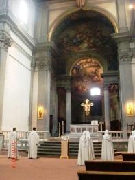 Fraternities of Jerusalem.Florence