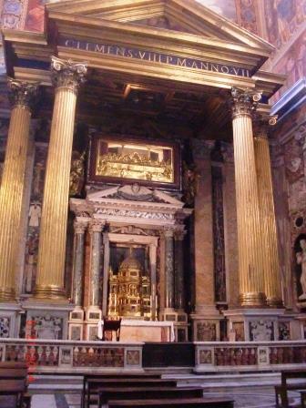 HolySacrament Chapel, S.John Lateran