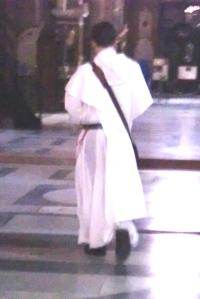 Dominican, S.Maria sopra Minerva