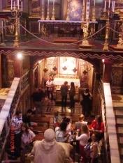 Wood of the Creche, Confessio, S.M. Maggiore
