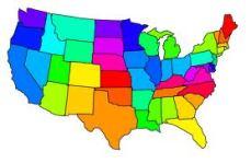 u.s.map