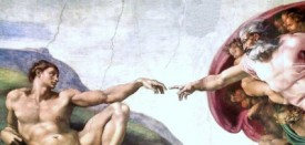 Michelangelo Creation