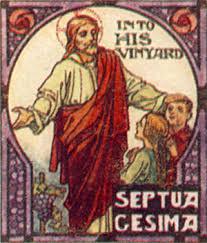 Septuagesima