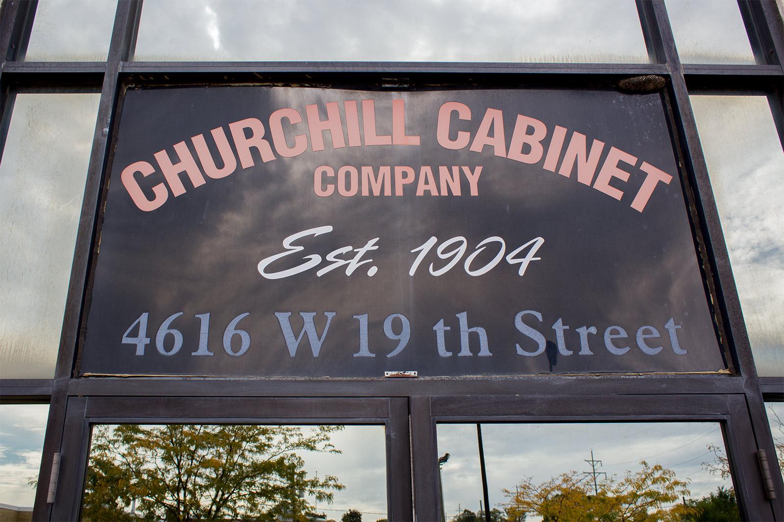 Churchill Cabinet Co