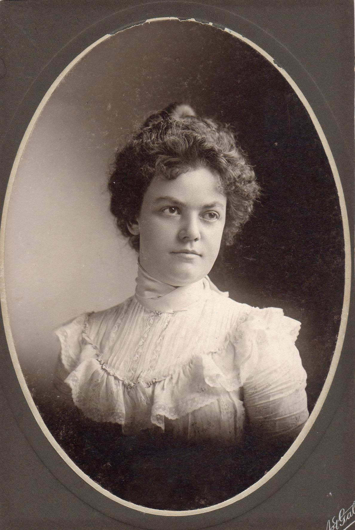 Martha Christine Gullickson Nelson (1870-1949)