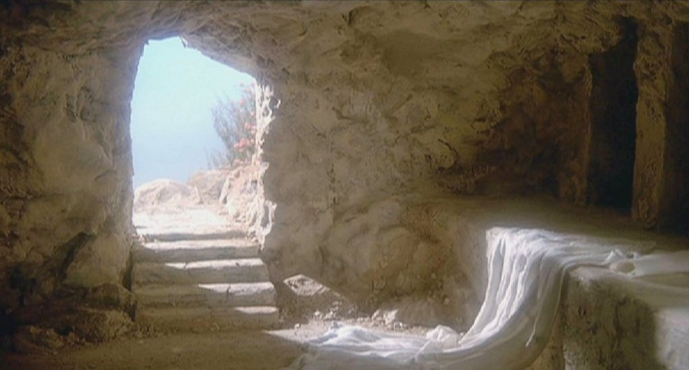 Resurrection Of Jesus Empty Tomb drawing image in Vector cliparts category at pixy.org