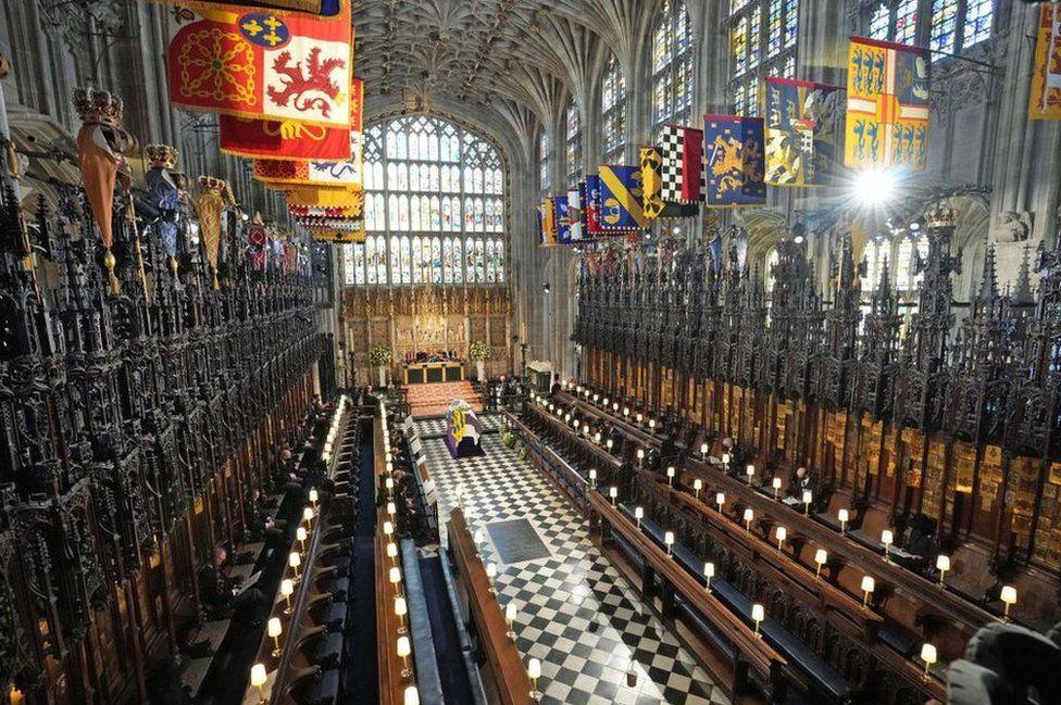 Windsor choir