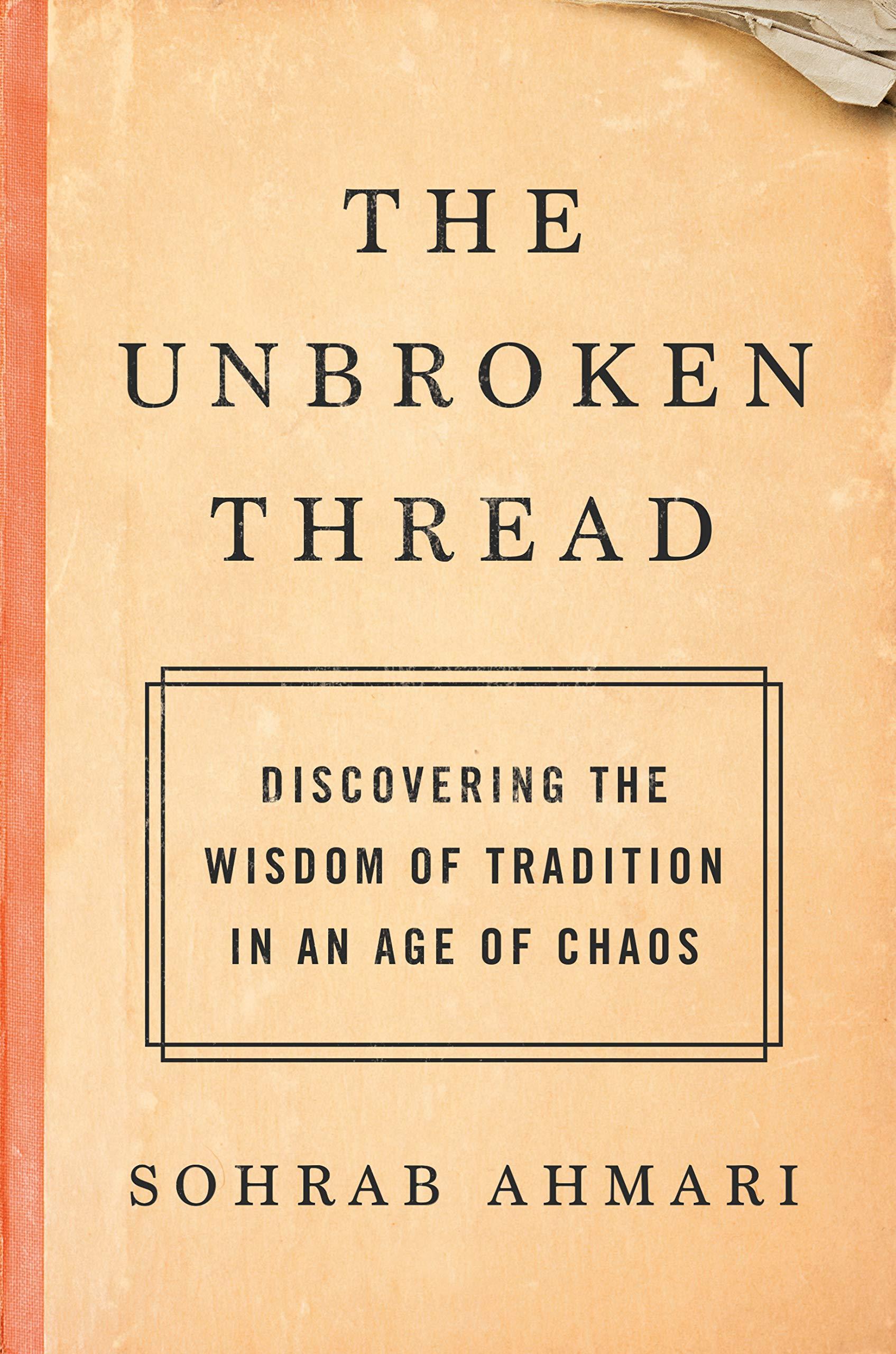 THE UNBROKEN THREAD. AHMANI